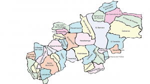 Mapa DOP Cebreros